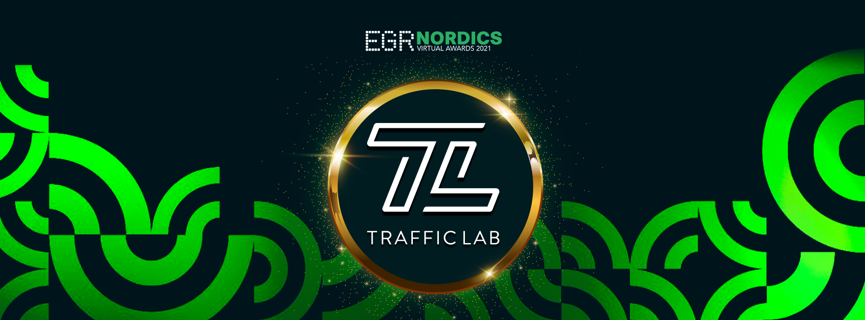 TrafficLab News - Traffic Lab shortlisted for the EGR Nordics Awards 2021!