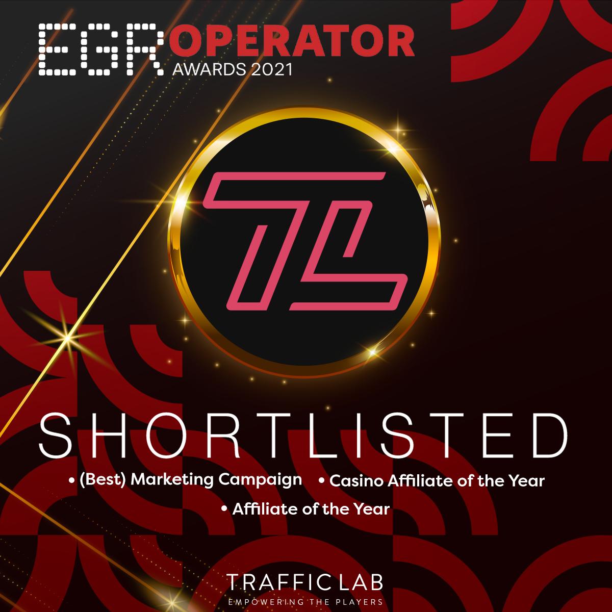 TrafficLab News - We got shortlisted – AGAIN!