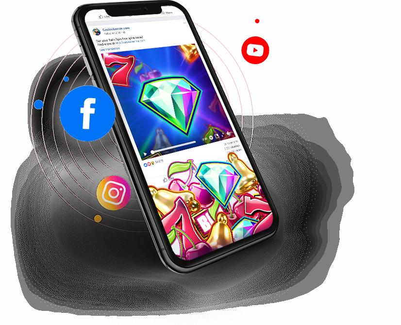 SoMe advertising across platforms